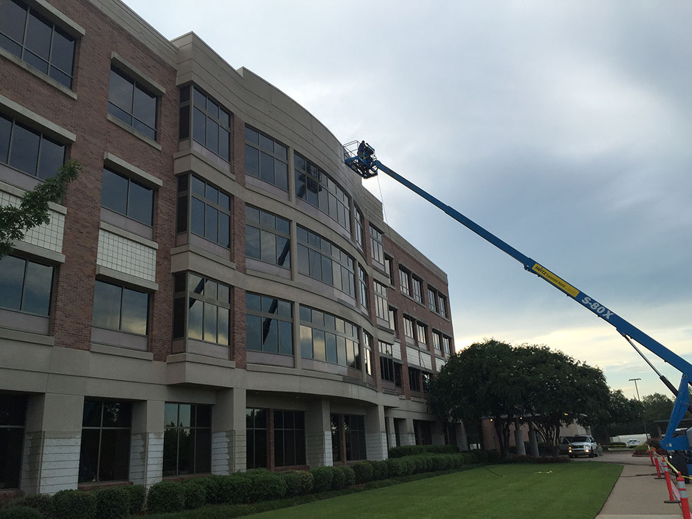 Commercial Pressure Washing Office Cleaning Shreveport La Coopers Power Washing And Maintenance